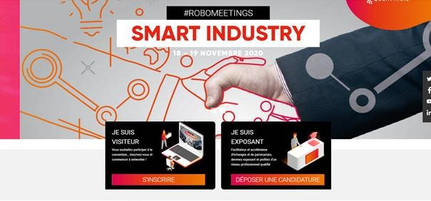 #robomeetings SMART INDUSTRIES